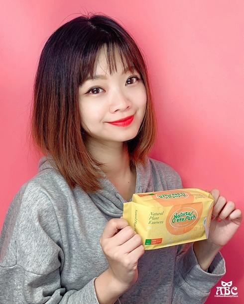 自然好衛生棉草本涼感衛生棉護墊衛生棉愛麗森推薦