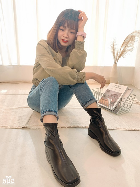 TheMadre|新竹女裝|新竹服飾店|穿搭分享|飛行外套|牛仔褲穿搭