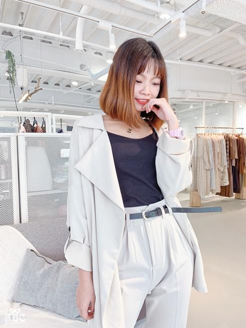 TheMadre|新竹女裝|新竹服飾店|穿搭分享|風衣外套穿搭