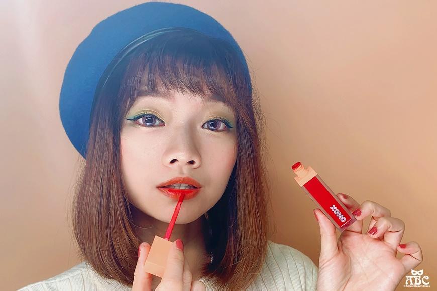 XOXO啵波霧面唇釉10摯愛