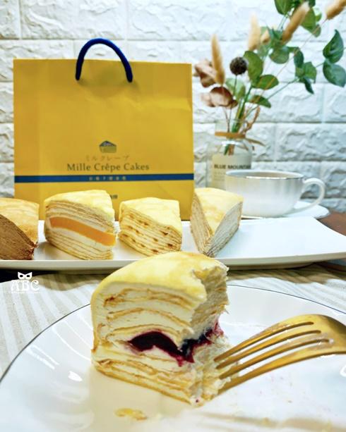 塔吉特千層蛋糕蕾雅起司千層宅配美食