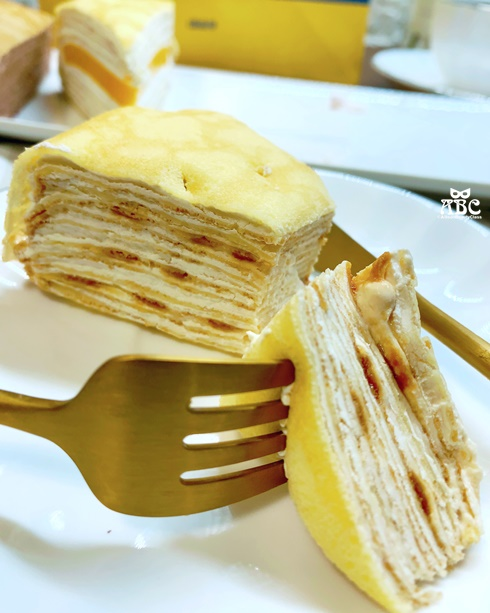 塔吉特千層蛋糕太妃焦糖千層宅配美食