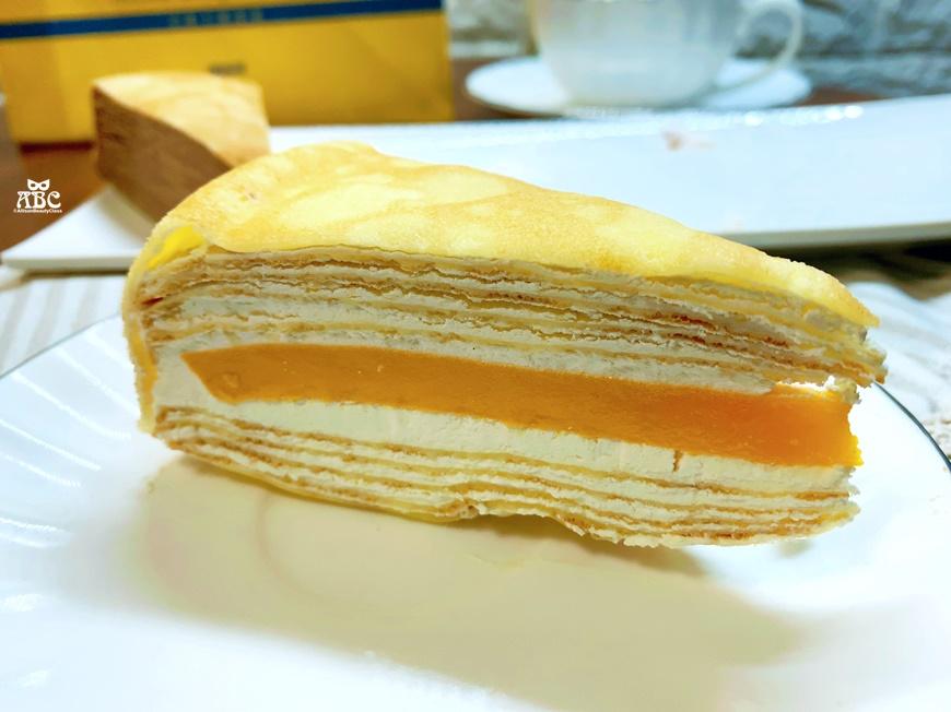 塔吉特千層蛋糕芒果奶凍千層宅配美食