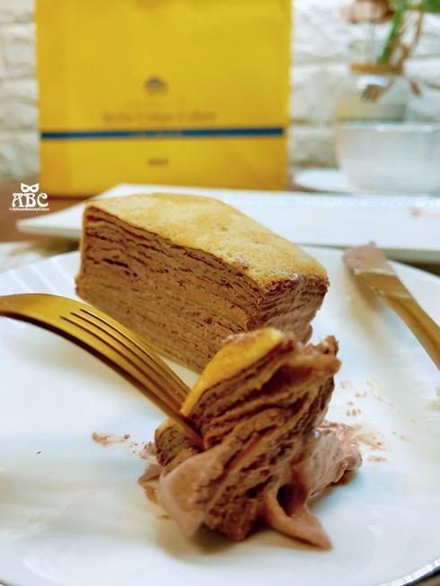 塔吉特千層蛋糕修格拉巧克力千層宅配美食