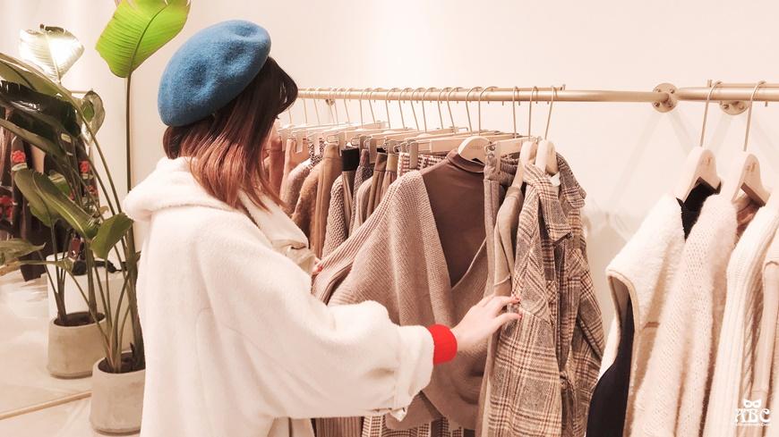 桃園逛街服飾店買衣服Carro卡蘿玩穿搭