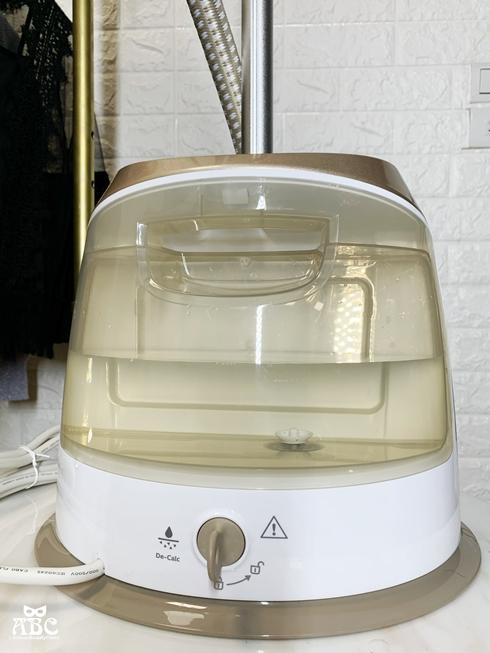 飛利浦直立式掛燙機GC524|燙衣服|快速燙衣|開箱實測評價
