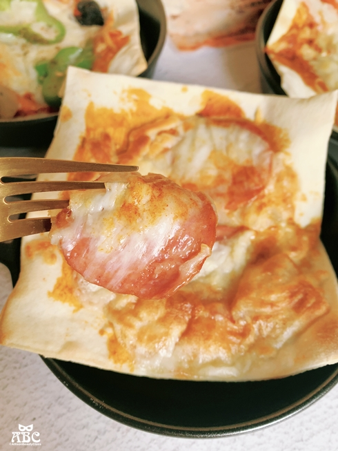 宅配團購美食|披薩市義式手工低卡米披薩