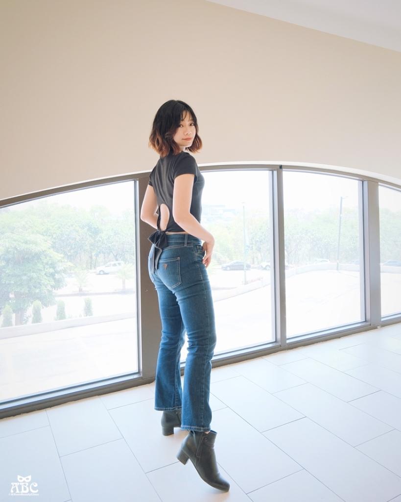 夏日丹寧穿搭|牛仔品牌LEVI'S|GUESS穿搭分享