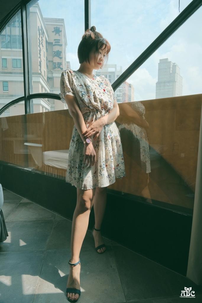 POONE洋裝連身裙夏天女生韓系穿搭|百貨專櫃品牌