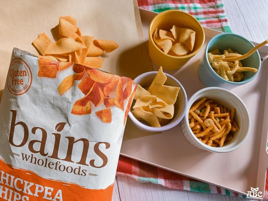 喬山叔叔澳洲Bains Wholefoods鷹嘴豆零食 低卡高蛋白 健身零食