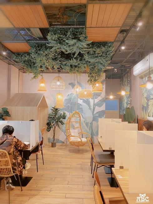 泰貓了Thai Cafe|新竹美食|平價泰式料理|新竹餐廳聚餐