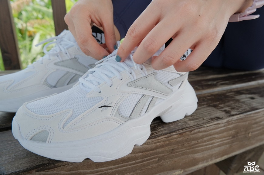 Reebok|ROYAL BRIDGE 4|小白鞋|復古經典鞋款穿搭分享